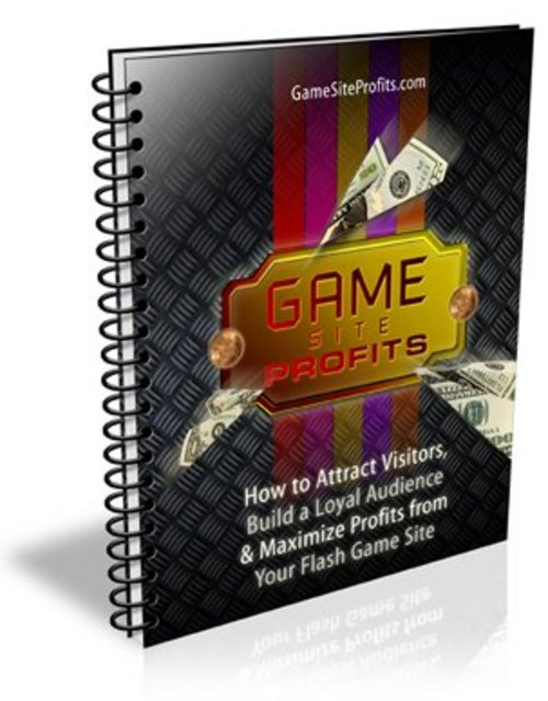 Product picture Game Site Profits - Maximize Your Arcade Sites Profits